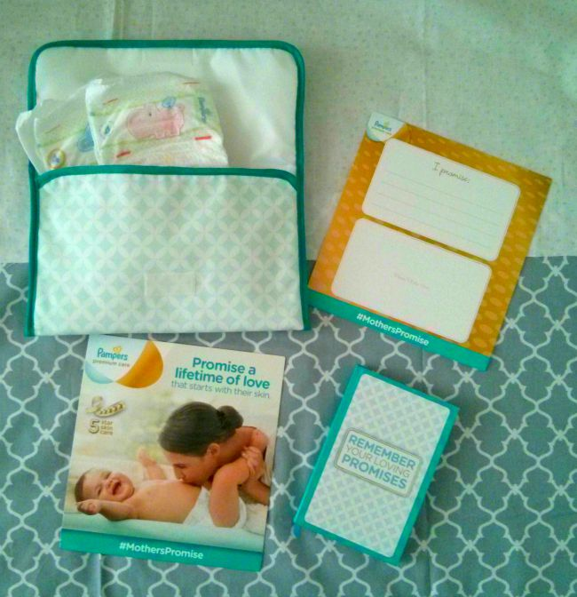Pampers Premium Care Diapers #MothersPromise from JennsRAQ.com