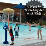 Direct Your Energy – 3 Ways to #LiveBrighter with Kids