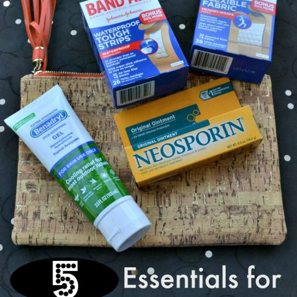 5 Essentials for Families On the Go
