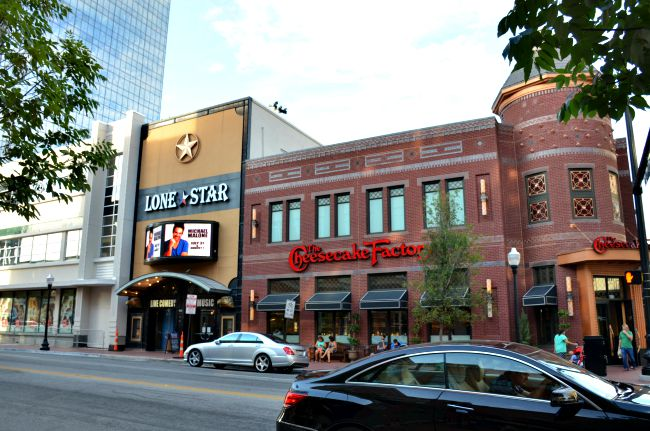 Sundance Square Fort Worth Texas as seen on JennsRAQ.com