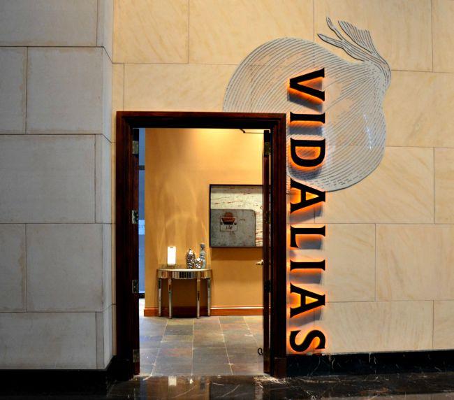 Vidalias Restaurant at Renaissance Worthington Hotel in Fort Worth Texas as seen on jennsRAQ.com