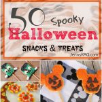 50 Spooky Halloween Snacks and Treats