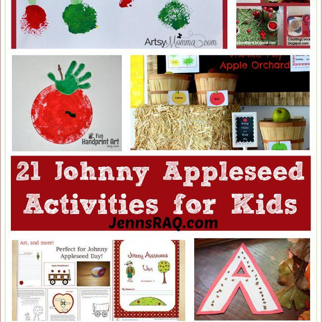 21 Johnny Appleseed Activities for Kids Jenn 39 s RAQ