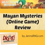 Mayan Mysteries (Online Game) Review
