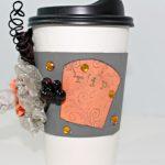 DIY Halloween Coffee Cup Gift