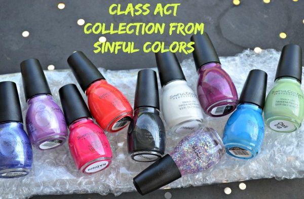 Class Act Collection from Sinful Colors