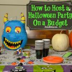 How to Host a Halloween Party on a Budget