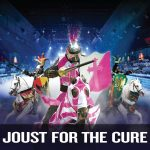 Joust for the Cure at Medieval Times Dallas