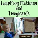 LeapFrog Platinum Tablet and Imagicard