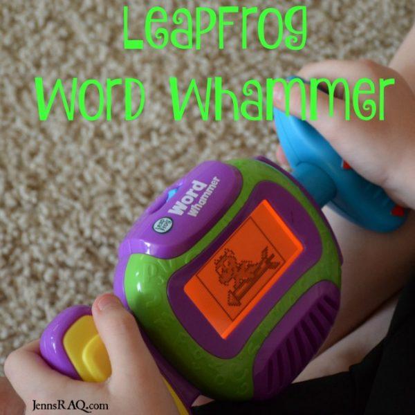 LeapFrog Word Whammer for Educational Fun
