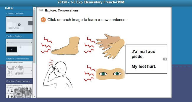 Middlebury Interactive Languages Elementary French 1 as seen on JennsRAQ.com