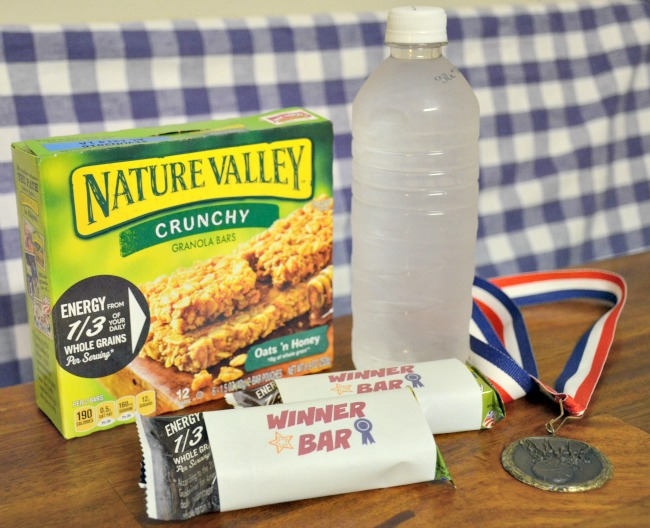 Nature Valley Winner Bar Wrappers as seen on jennsRAQ.com #AStockUpSale #TomThumb AD