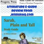 Progeny Press Study Guides for Literature