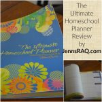 The Ultimate Homeschool Planner from Apologia