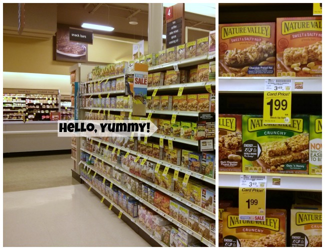 Tom Thumb Stock Up Sale on Nature Vally Crunchy Oats N Honey #AStockUpSale #YourStore Ad as seen on JennsRAQ.com