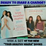 Trim Healthy Mama Plan and Cookbook {Giveaway}