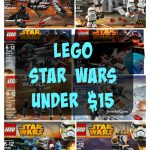 LEGO Star Wars Sets Under $15