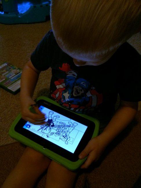 LeapFrog Epic - Fun technology for kids - as seen on JennsRAQ.com