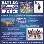 Dallas Cowboys Dance & Cheer Brunch at Gaylord Texan Resort