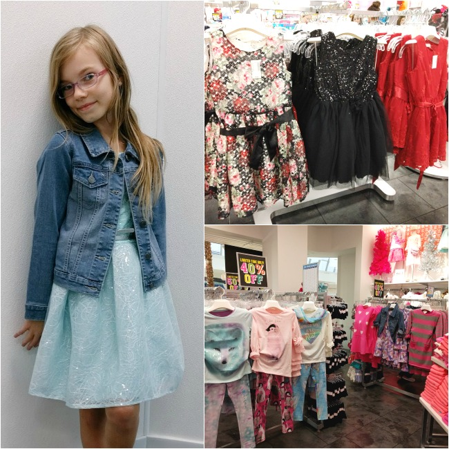 The Childrens Place Fall Winter 2015 2016 AD Styles for Girls