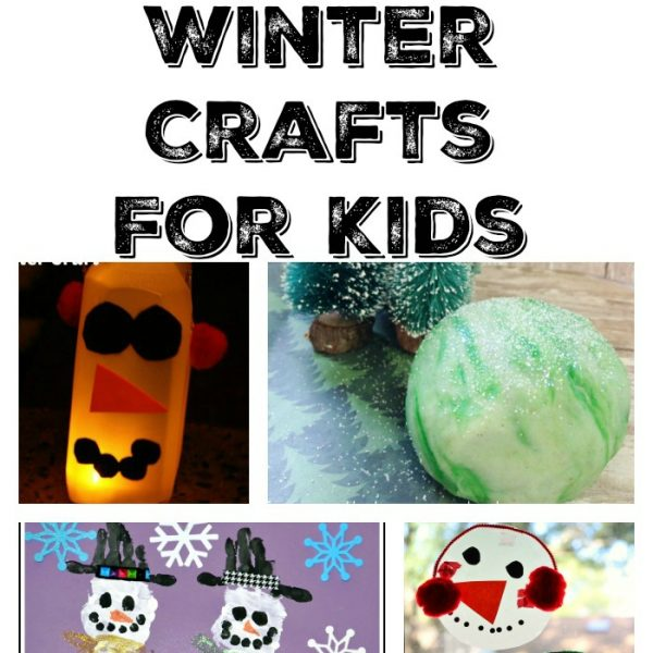 21 Winter Crafts for Kids