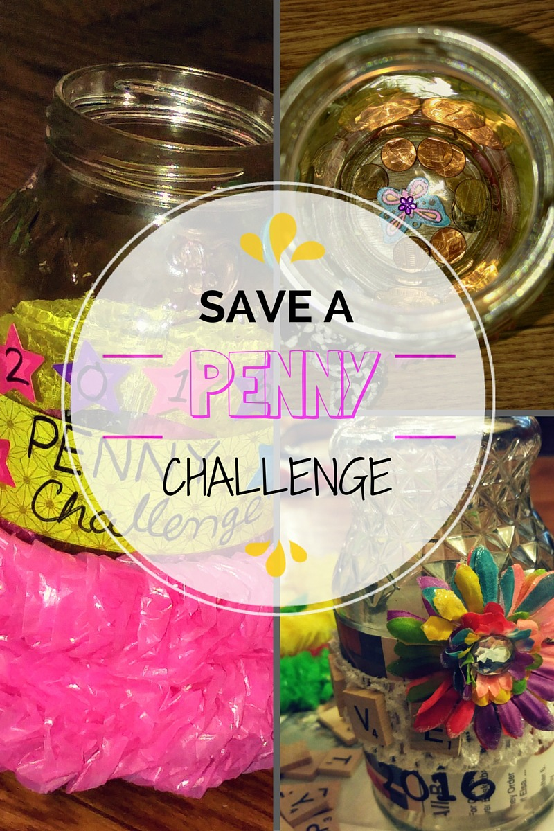 Give this Penny Challenge a try as seen on jennsRAQ.com by guest blogger Cinella
