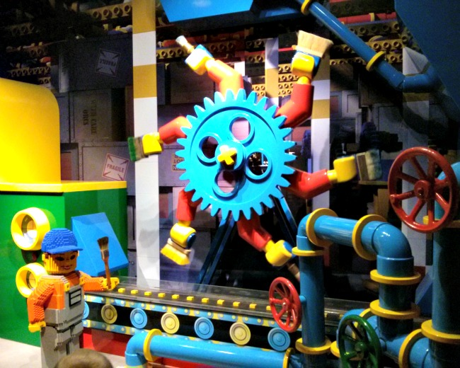 LEGOLAND Discovery Center Grapevine Texas - Toddler Tuesday