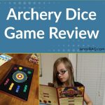 Archery Dice Game by SimplyFun