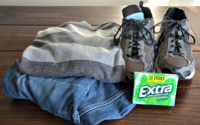 Date Night according to my husband with Extra gum spearmint AD #GiveExtraGetExtra #Target