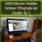 EdTechLens Online Science Program for Kids