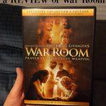War Room DVD from FishFlix.com Review