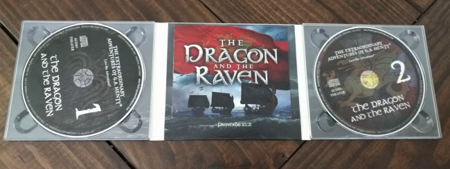 The Dragon and the Raven from Heirloom Audio Productions as seen on JennsRAQ.com