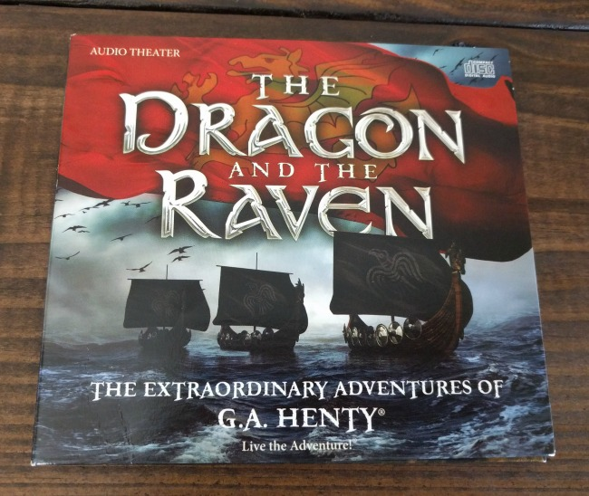 The Dragon and the Raven from Heirloom Audio Productions
