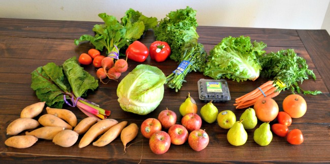 Your Health Source Co-Op Full Share organic produce Co-Op for the Dallas Fort Worth area