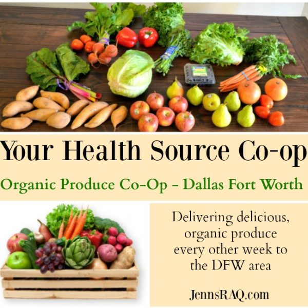 Organic Produce Co-Op – Dallas Fort Worth