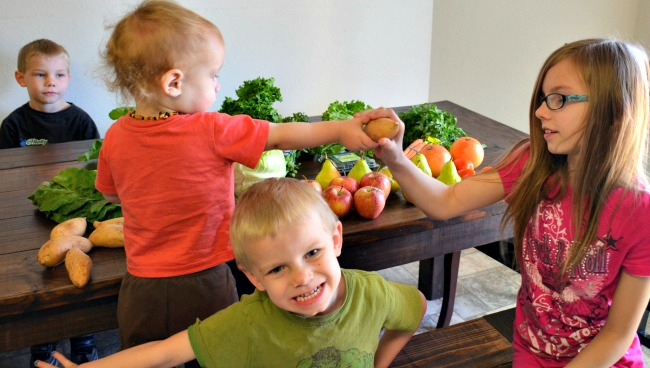 Your Health Source Co-op is great for the whole family