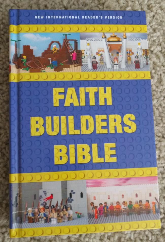 Zonderkidz Faith Builders Bible