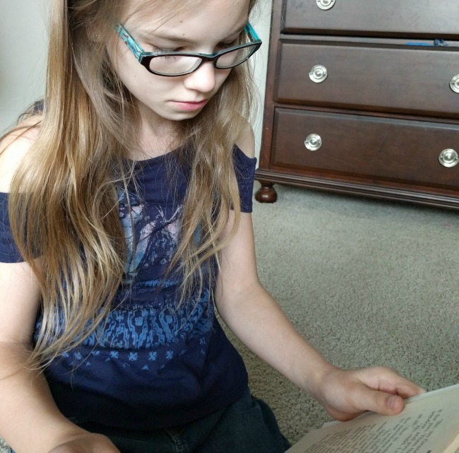 Memoria Press 5th Grade Literature Study Guide for Heidi - Teaching children to become active readers