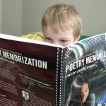Linguistic Development through Poetry Memorization Review