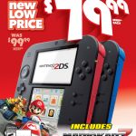 Nintendo 2DS Price Drops to $79.99!