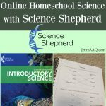 Online Homeschool Science with Science Shepherd (Review)