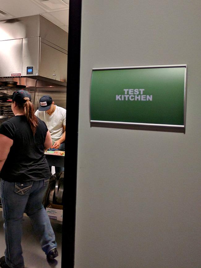 Chuck E Cheeses Test Kitchen