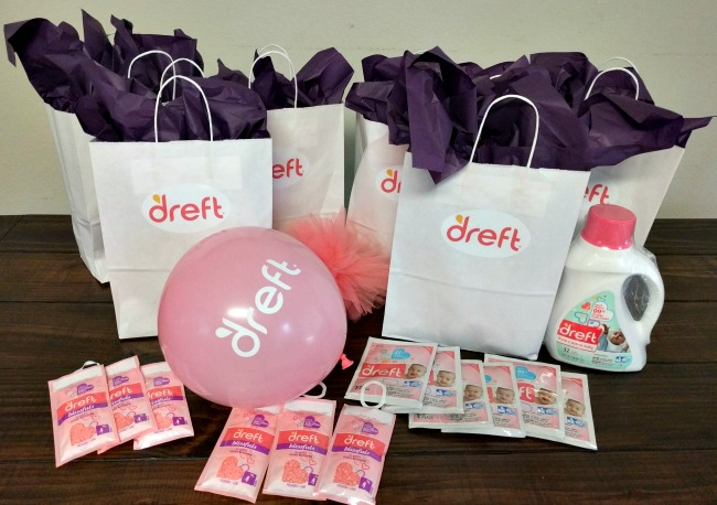 Dreft has a full line of laundry products for the whole family