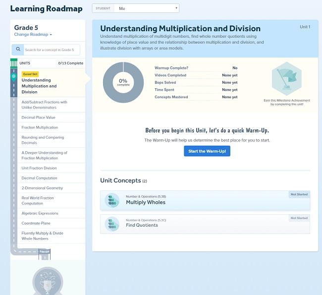 LearnBop Online Math Tutor Review