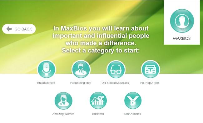 MaxScholar maxbios program