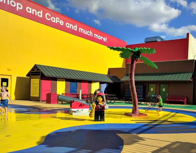Pirate Beach at LEGOLAND Discovery Center Dallas Fort Worth