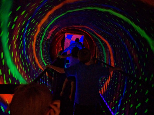 4D Wonderland Adventure Maze at Gaylord Texan as part of SUMMERFEST