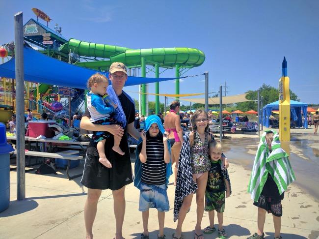 Hawaiian Falls Roanoke for Family Fun