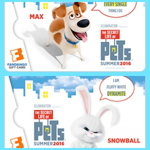The Secret Life of Pets *Giveaway*