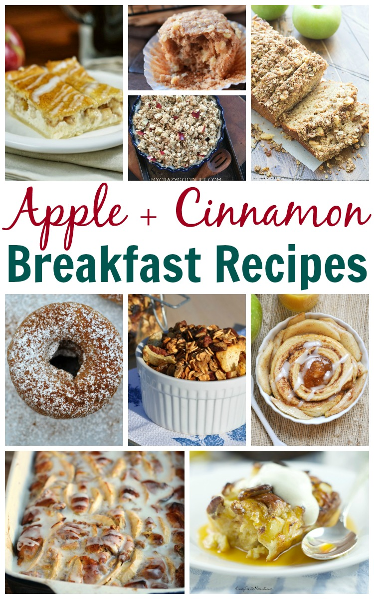 20 Apple Cinnamon Breakfast Recipes